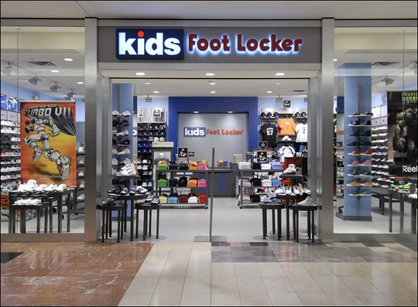 Kids Foot Locker Shoes