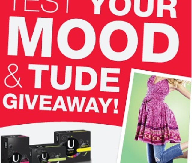 Test Your Mood Tude To Win 1000 Target Shopping Spree Sweepstakesbible