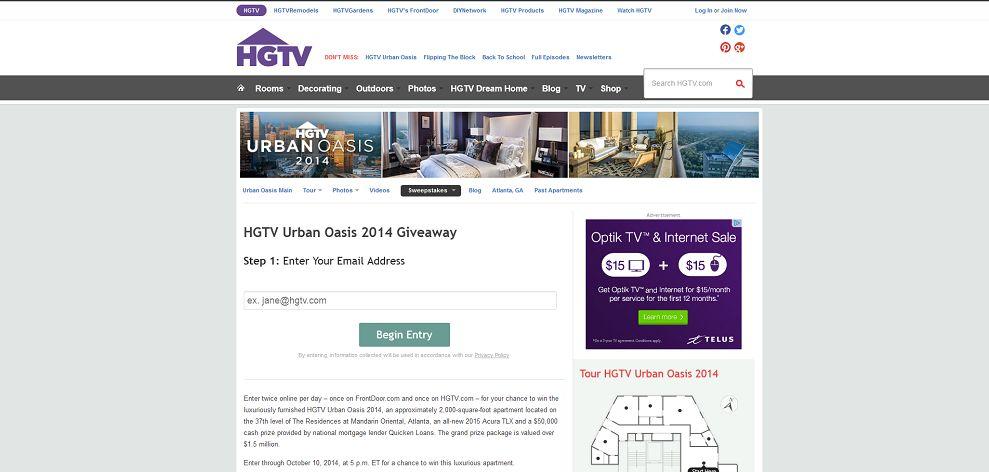 review hgtv dream home giveaway rules dream home home garden. Interior Design Ideas. Home Design Ideas