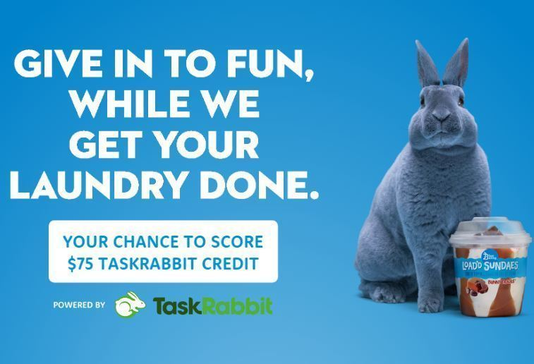 Blue Bunny Task Force Instant – Win Game
