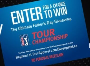 PGA Tour Ultimate Father's Day