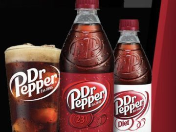 Dr Pepper Spider Man Far From Home