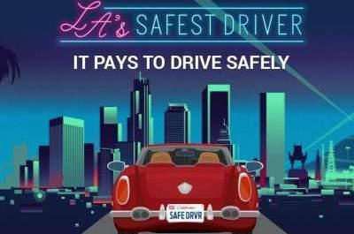 LA's Safest Driver Contest