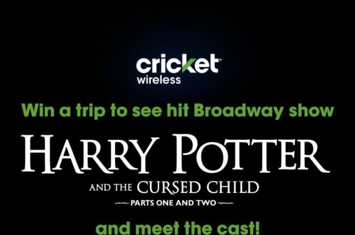 Cricket Wireless New York Trip Sweepstakes