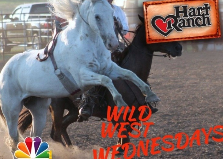 Hart Ranch Wild West Wednesdays Rodeo Ticket Giveaway