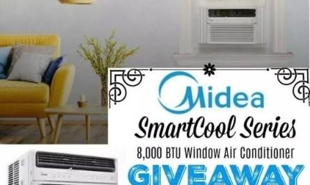 Midea Air Conditioner Giveaway