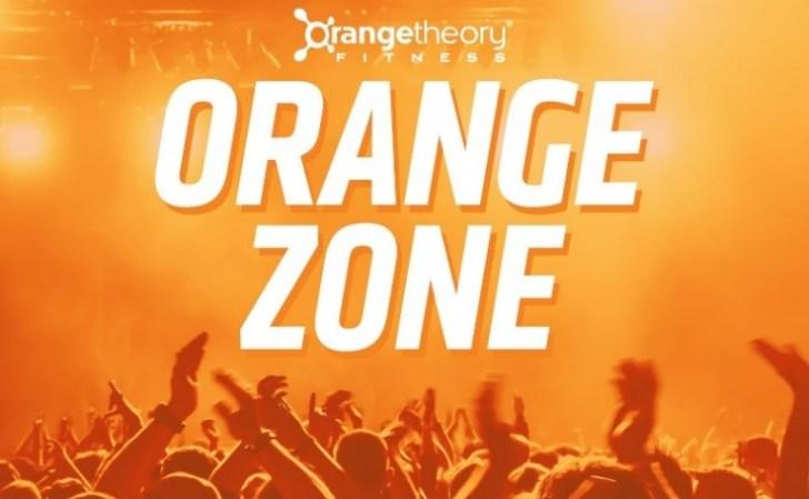 Orangetheory Orange Zone Contest