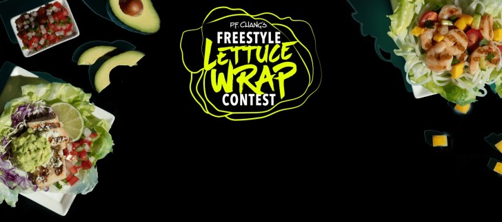 P.F. Chang's Lettuce Wrap Contest