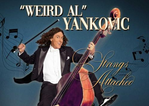 Phil & Mel Weird Al Tickets Contest