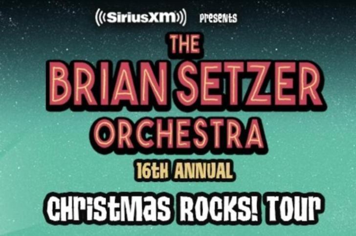 SirisXM Brian Setzer Online contest