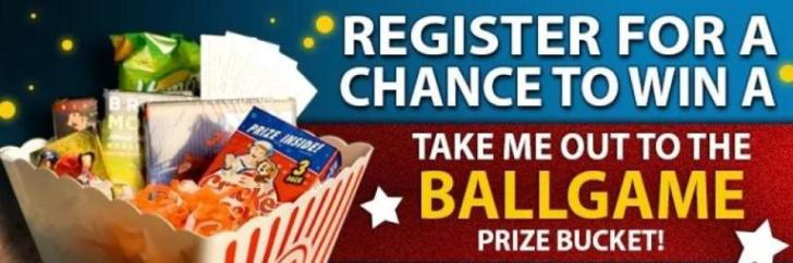 Take Me Out To The Ball Game Sweepstakes