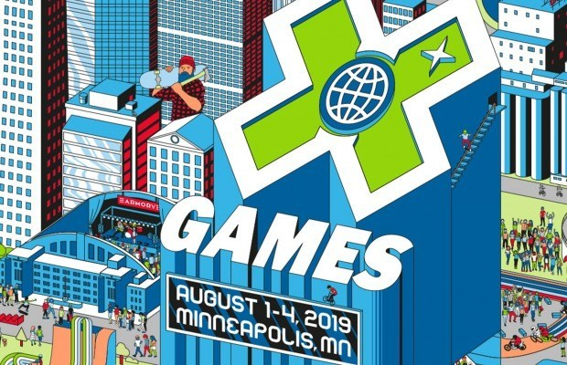 X-Games TNA Email Sweepstakes