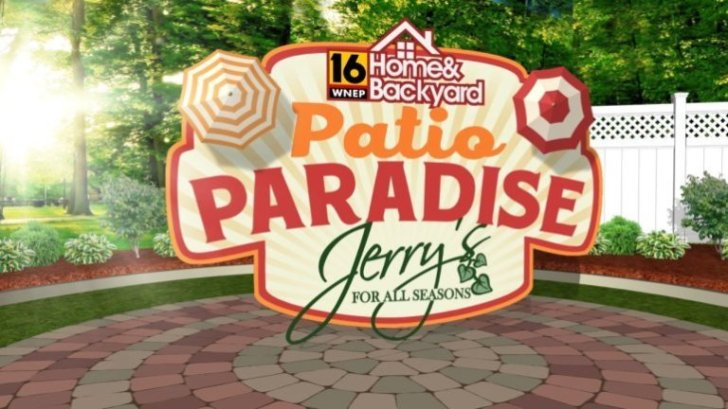 Home And Backyard Patio Paradise Contest