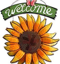 D-Fokes Handcrafts Vintage Metal Butterfly Sunflower… Giveaway