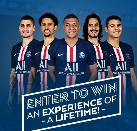 Bein SPORTS PSG Live In Paris Sweepstakes