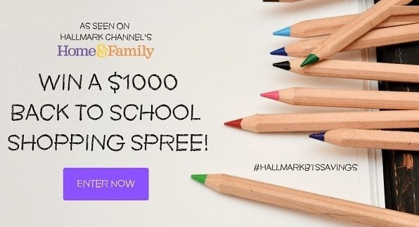 Home And Family Back To School Giveaway
