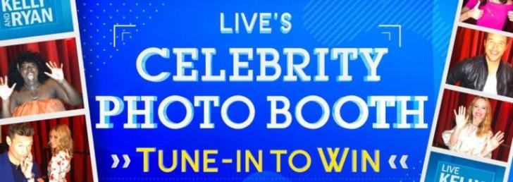 LIVE With Kelly And Ryan Photo Booth Tune In To Win Contest