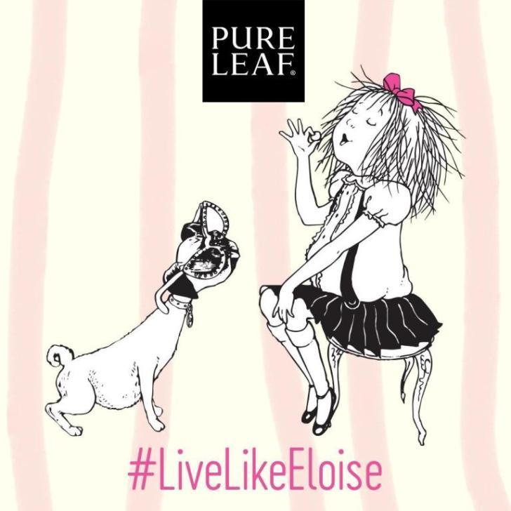Pure Leaf Live Like Eloise Sweepstakes