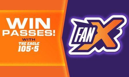 The Eagle Salt Lake Fan X Fall Contest
