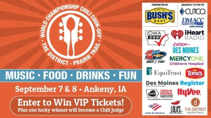 The World Championship Chili Cook-Off Sweepstakes