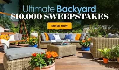 BHG $10K Summer Sweepstakes