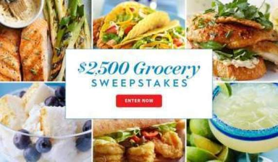 BHG Grocery Sweepstakes