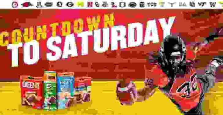 Kellogg's Countdown to Saturday Sweepstakes