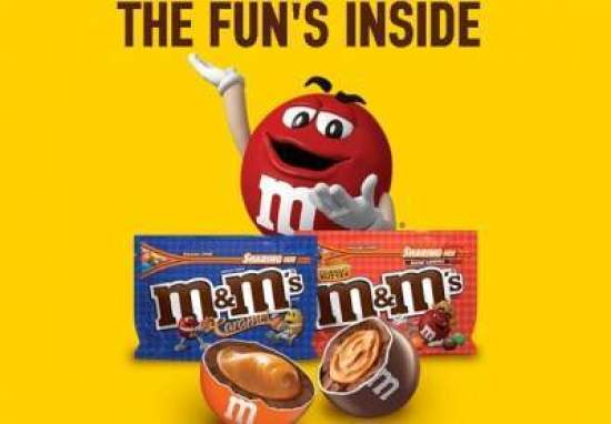 M&M's Caramel + Peanut Butter Instant Win Game
