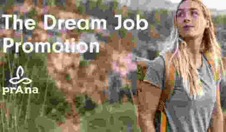 Prana Day Job to Dream Job Contest