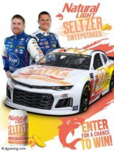 RACING TO THE BEACH WITH JTG/DAUGHERTY RACING SWEEPSTAKES