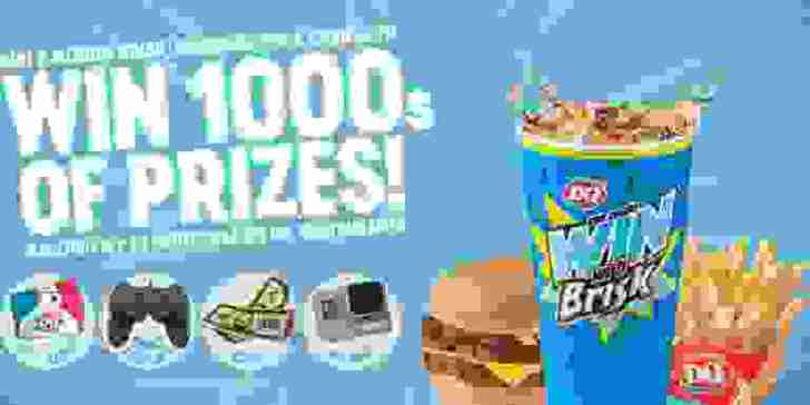 Win With Brisk Contest
