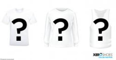Xero Shoes T-Shirt Contest
