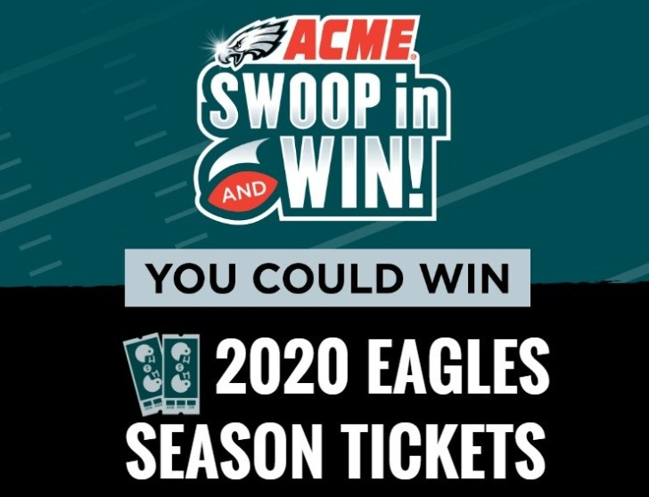 ACME Markets SWOOP In And Win Sweepstakes