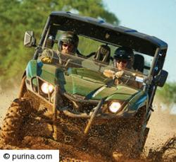 Purina Pro Plan Gear Up for Greatness