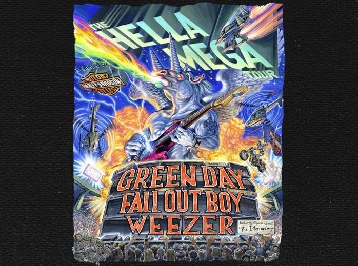The Hella Mega Tour Sweepstakes