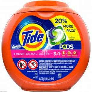 Tide Pods Sweepstakes