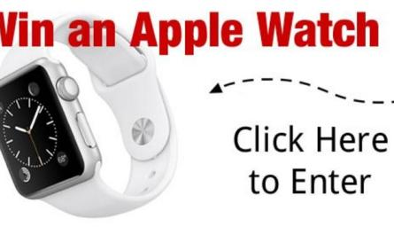 Aramis Interactive Apple Watch Giveaway