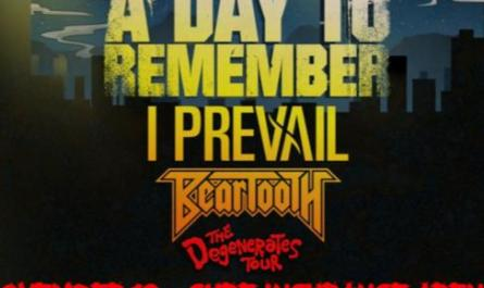 Club Rat A Day To Remember Contest