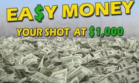 Easy Money On Smooth Jazz KIFM Contest