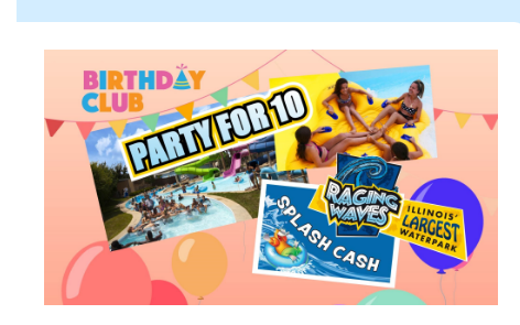WGN TV Birthday Club Contest