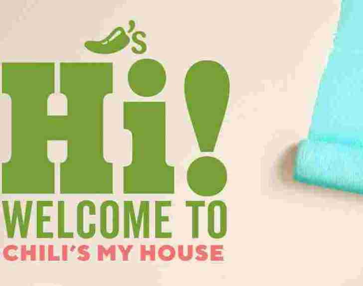 Chili's My House Contest