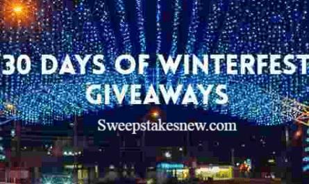 Smoky Mountain 30 Days of Winterfest Giveaways