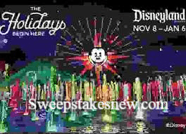 Jamn 95.7 Disneyland Resort Sweepstakes