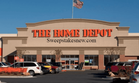 Home Depot Customer Opinion Survey Sweepstakes