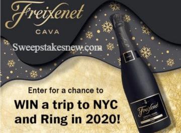 Freix Start NYC Sweepstakes