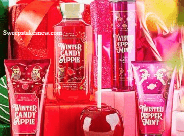 Bath & Body Works Holiday Product Review Sweepstakes