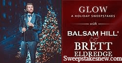 Balsam Hill Glow Holiday Sweepstakes
