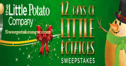 Little Potatoes 12 Days of Giveaway Sweepstakes