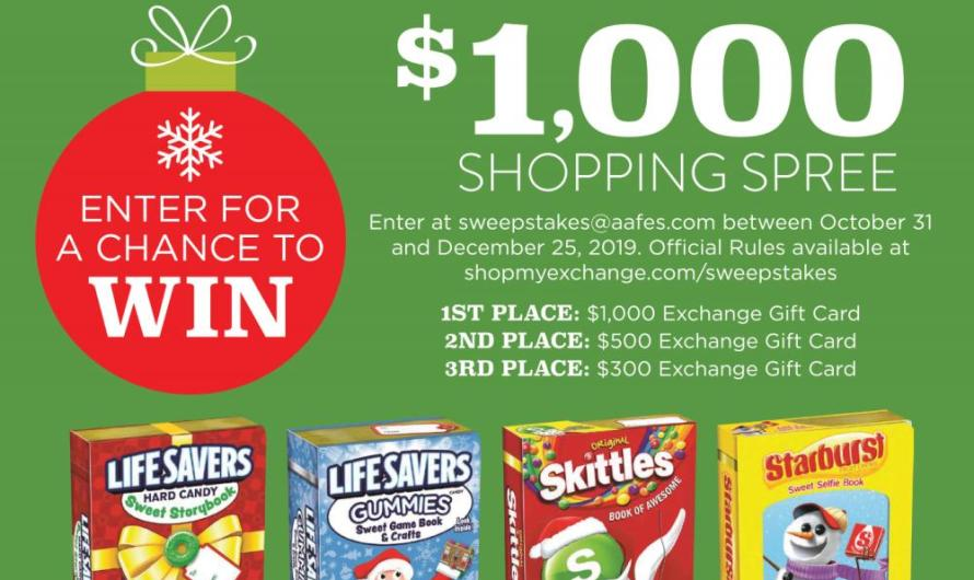 Holiday Picture Book Sweepstakes
