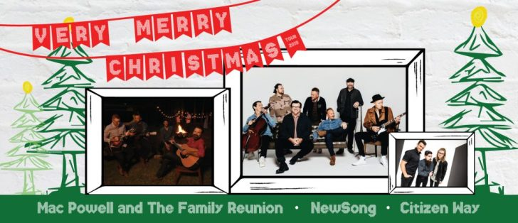 NewSongs Very Merry Christmas Tour Sweepstakes